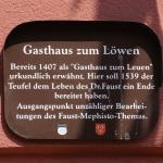 Photo de Fauststube im Loewen
