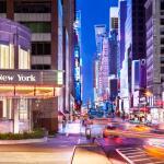 Sheraton New York Times Square Exterior