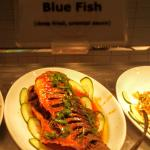 whole fish dish