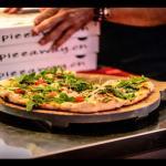 Was für ein Erlebnis bei PIZZAWAY zu essen. Die Pizza ist ausgezeichnet. Italianità pur, mit ein
