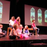 Chief Players with Best Christmas Pageant Ever