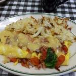 Greek Omelet...