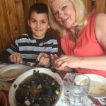 Mussels for all!