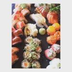 Fantastisk sushi!