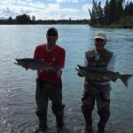 Fishing the Kenai