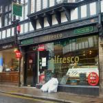 Alfresco, Chester