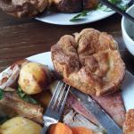 x2 meat selection roast dinner
