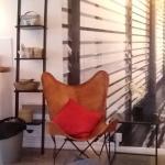 Salle d'attente de Massage Concept Paris... zen