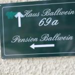 Haus Ballwein Foto