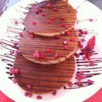 Pancakes selva negra