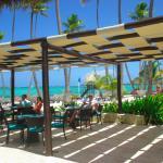 Photo depuis le resto LaBrisa, au Beach