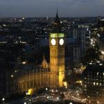 Houses of Parliament/Westminster-Palast Foto