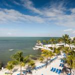 Key Largo Bay Marriott Beach Resort Aerial