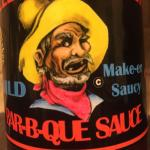 Make your tongue slap yo brain, made from scratch, Chattanooga style bbq sauce