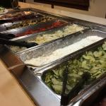 German Salad Bar