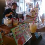 Foto de Minato no Asaichi Market, Inatori Port