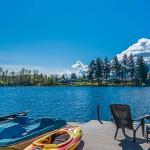 Long Lake Waterfront B&B Summer
