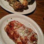 The guinea grinder and meatball subs