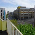 Bahn-Hotel Dusseldorf Foto