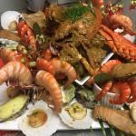 CWL Seafood Platter
