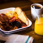 The boss breakfast