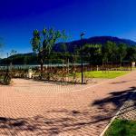 Camping punta lago.  Area camper