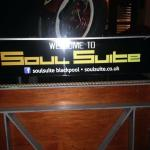 sign for the Soul Suite
