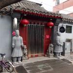 Foto di Happy Dragon Courtyard Hostel