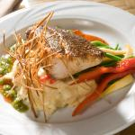 Fresh Seafood at the Quarterdeck, Waterfront Dining