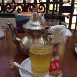 El mejor Té moruno de la ciudad sin duda
