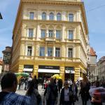 Ventana Hotel Prague Foto