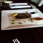 heerlijke tonijnsteak