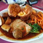 Lovely Sunday Roast