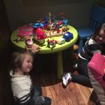 Play room at Di Maggio's