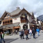 Street of Banff