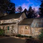 Half-Mile Farm Cabin Exterior