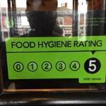 5 star hygiene
