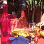 Les couleurs du soleil sur votre table