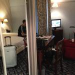 Photo de Hotel Le Pierre