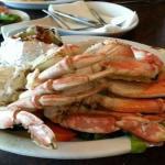 Crab legs - yes please!