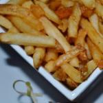 Fries were YUMMY!