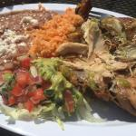 Pollo asado was very good and the pico de gallo was awesome
