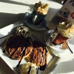 Foto de macedonia fruit cafe