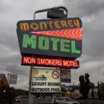 Foto de Monterey Non-Smokers Motel
