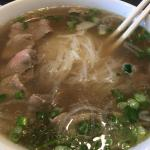 Close up of Pho