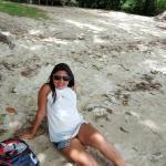 Punong White Beach