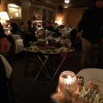 table side salad service