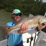 Capt Joe knew exactly where to catch the big ones-It was a fabulous day!