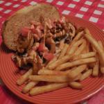 Cajun Steak and Fries