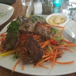 Fantastic lunch 😊